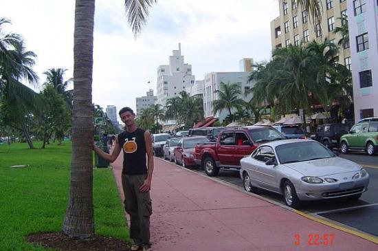 ไมอามี่ีบีช, ฟลอริด้า: Ocean Drive,Miami
