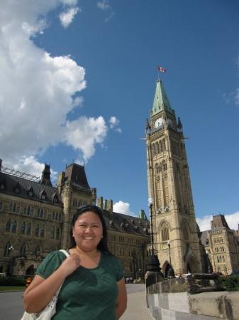 ออตตาวา, แคนาดา: parliament hill in ottawa