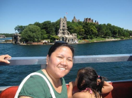 คิงส์ตัน, แคนาดา: 1000 island cruise - boldt castle