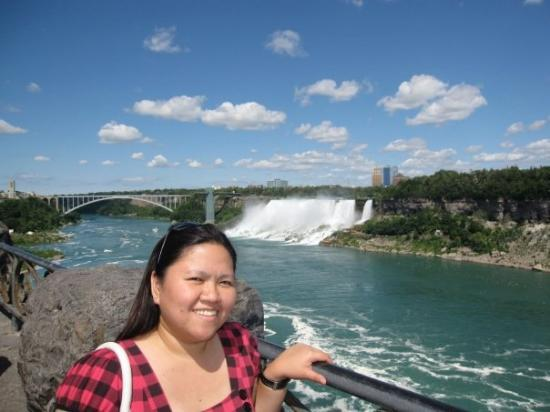 น้ำตกไนแอการา, แคนาดา: niagara falls - american falls