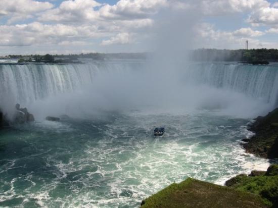 น้ำตกไนแอการา, แคนาดา: niagara falls - horseshoe falls