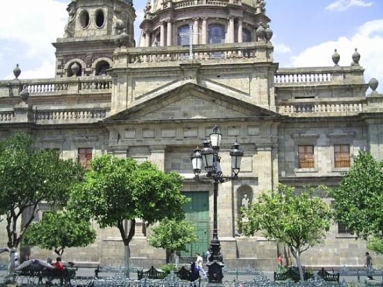 กวาดาลาฮารา, เม็กซิโก: Zócalo de la ciudad
