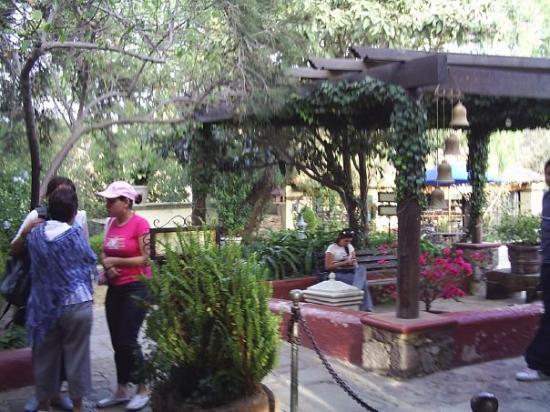 กวานาวาโต, เม็กซิโก: Entrada al museo de momias.