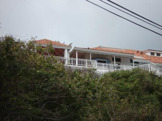เซนต์จอห์น: Virgin Seabreeze Villa above Reef Bay, St. John, USVI