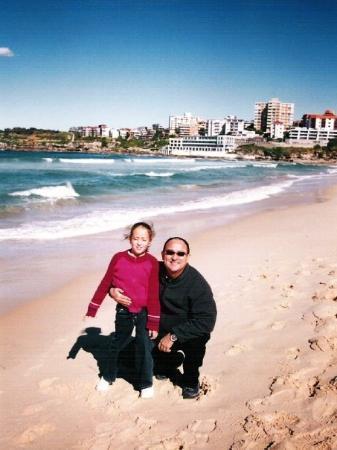 บอนดี , ออสเตรเลีย: Bondi Beach. Sydney. 2004.