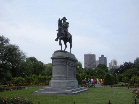Boston Common ภาพถ่าย