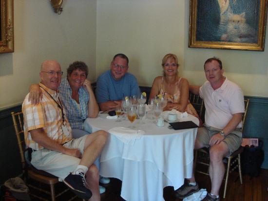 Explore Savannah: Enjoying a break with Bobby Davis Best Tour Guide Ever!