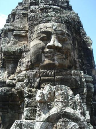 ปราสาทบายน: Bayon Temple