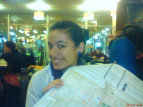 Tandil, อาร์เจนตินา: con el mapa