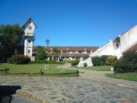 Tandil, อาร์เจนตินา: casas chivass