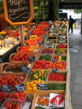 Viktualienmarkt: De foto....