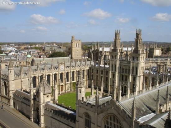 อ๊อกซฟอร์ด, UK: Oxford
