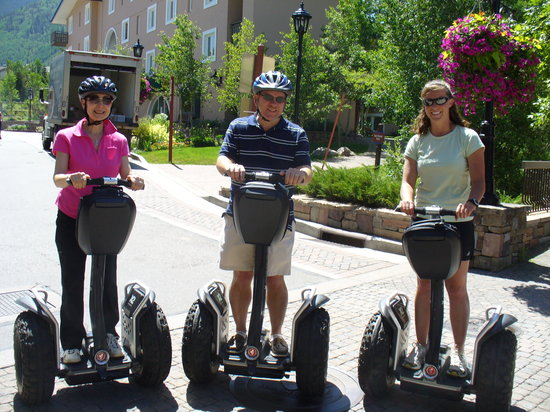 Sage Outdoor Adventures Segway Tours: Segway Tour