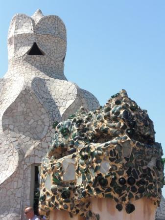 คาซามิลา: La Pedrera