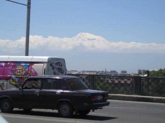 เยเรวาน, อาร์เมเนีย: Ararat