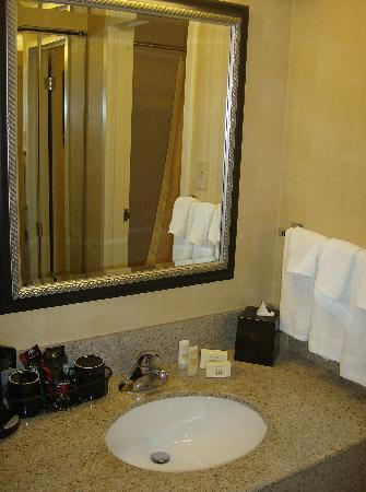Courtyard by Marriott Memphis Airport: Sink Area