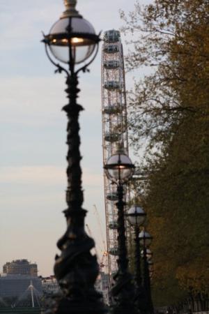 ลอนดอนอาย: Londres, abril 2009