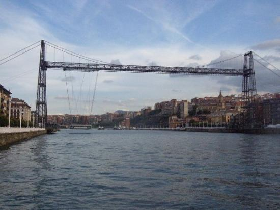Mi querido puente colgante picture of portugalete for Hotel puente colgante