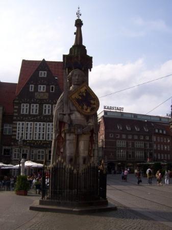 เบรเมิน, เยอรมนี: Bremen, Germany The Roland