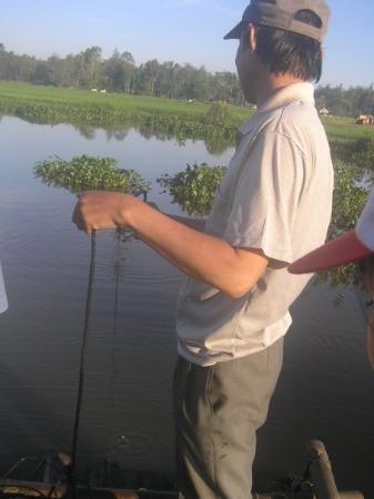 Quang Ngai, เวียดนาม: kéo kéo và kéo :D