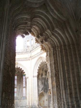 Batalha Monastery: Unfinished chapel