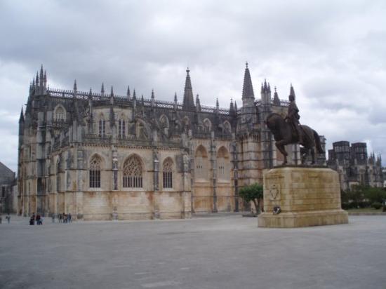 Batalha Monastery: Batalha!mmm
