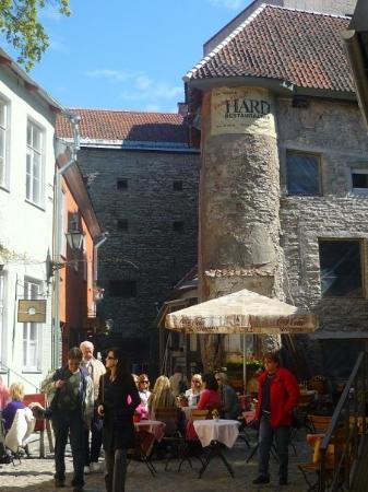 ทาลลินน์, เอสโตเนีย: Cafeteria