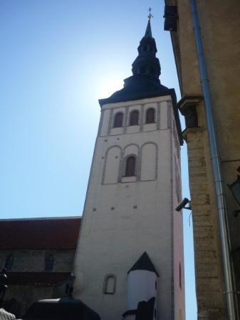 ทาลลินน์, เอสโตเนีย: Church again