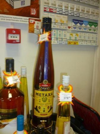 ทาลลินน์, เอสโตเนีย: Little Metaxa :P