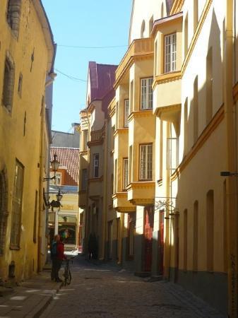 ทาลลินน์, เอสโตเนีย: Little streets everywhere