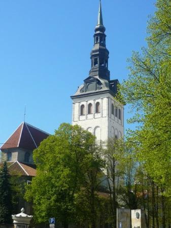 ทาลลินน์, เอสโตเนีย: Church