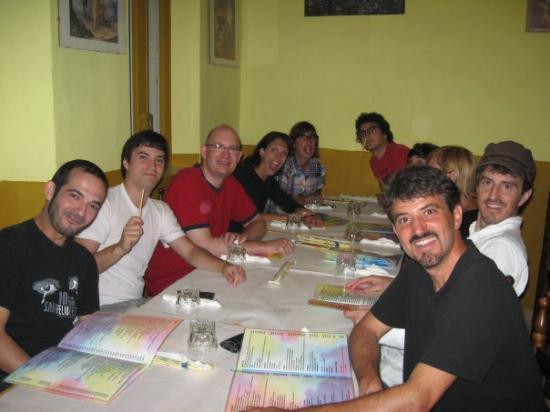 Sant Feliu de Guixols, สเปน: Dinner