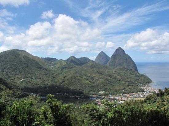 Soufriere, เซนต์ลูเซีย: St Lucia