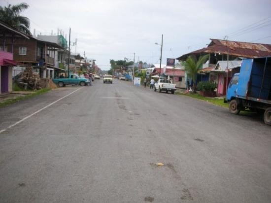 Bocas Town, ปานามา: Town of Bocas del Toro