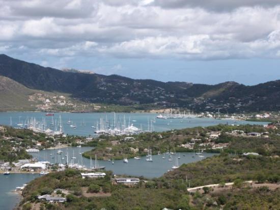 เซนต์จอห์นส์, แอนติกา: Antigua