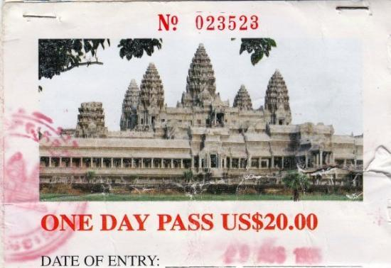 นครวัด: Holiday in Cambodia!  Angkor Wat,  Cambodia