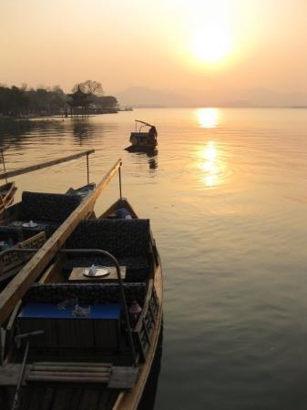 West Lake (Xi Hu) ภาพถ่าย