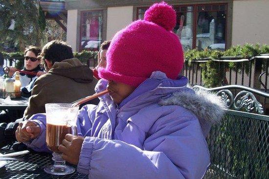 บีเวอร์ครีก, โคโลราโด: Kayla in Beaver Creek, Colorado
