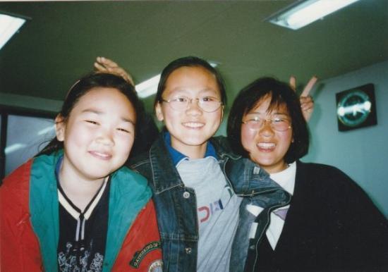 ปูซาน, เกาหลีใต้: some of my students, Pusan, S.Korea