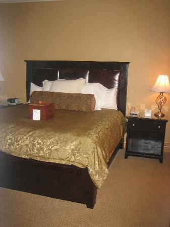 Craddock Terry Hotel: Bedroom