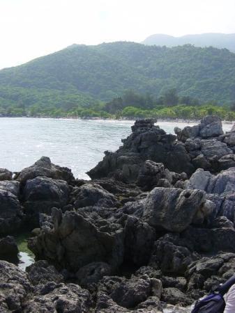 Labadee, Haiti near Dragon's Breath