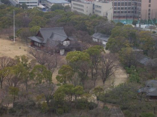 ปราสาทโอซาก้า ภาพถ่าย