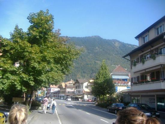 อินเตอร์เลเคน, สวิตเซอร์แลนด์: This place is a little insane.