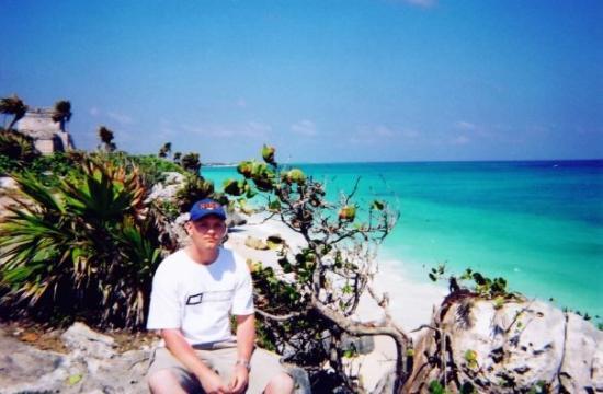 ซากเมืองมายันแห่งทูลุม: Our first Cruise, Tulum, MX