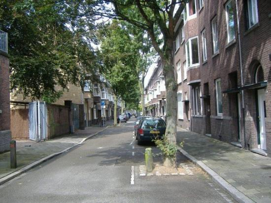 มาสทริชต์, เนเธอร์แลนด์: Weird.  Park on the right, then park on the left, then park on the right again.