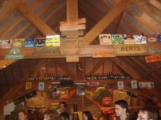 บรูจส์, เบลเยียม: Brewery tour.
