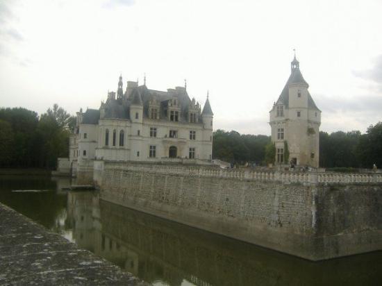 Chenonceaux, ฝรั่งเศส: The chateaux.