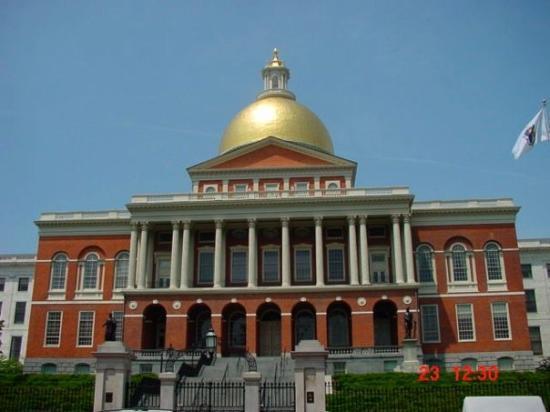 บอสตัน, แมสซาชูเซตส์: Massachusetts State Capitol