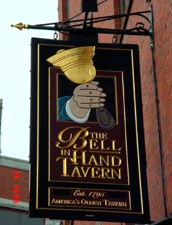 Freedom Trail: America's Oldest Tavern