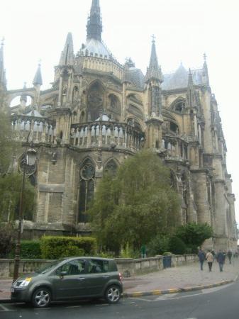 Cathedrale Notre-Dame de Reims: Reims - Notre Dame.  A different one.